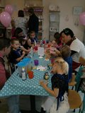 Pottery Painting Birthday Parties - Lollipops & Ladybirds Cwmbran